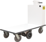 Standard Motorized Platform Cart 4