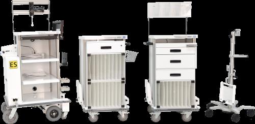 SPECS Endoscopy Cart Main Image