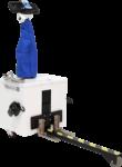 Ergo-Express motorized tug with lifting hitch - back