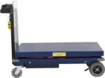 Lift Table, 1000LB- Straight On, Height 1