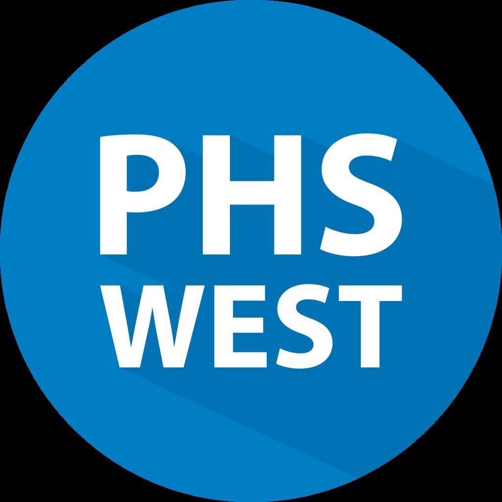 PHS West Logo